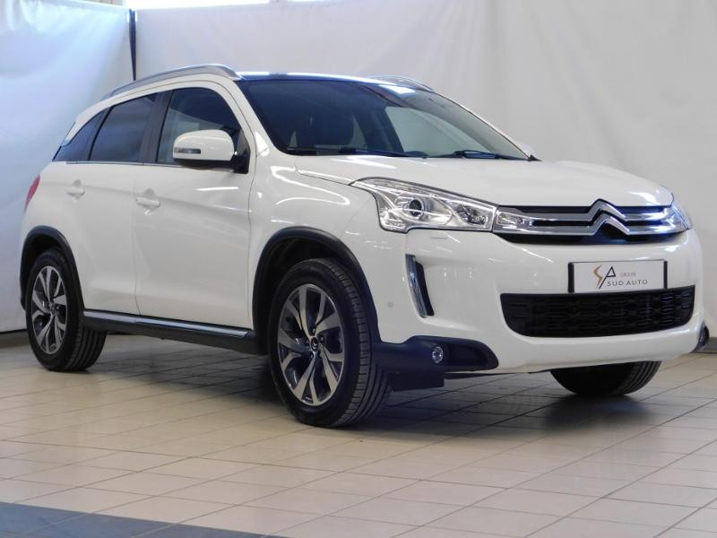 Photo 1 de l'offre de CITROEN C4 Aircross 1.6 e-HDi115 4x4 Exclusive à 16990€ chez Autovia Véhicules Multimarques
