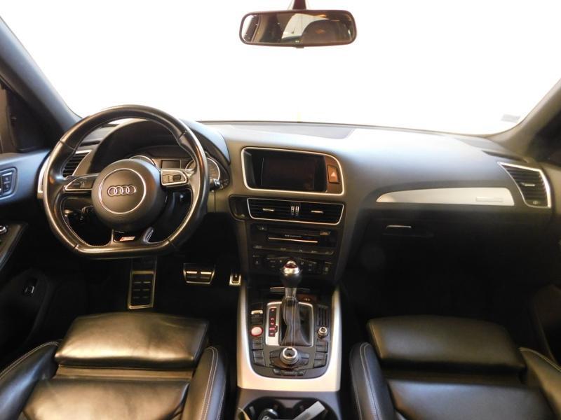 Photo 2 de l'offre de AUDI SQ5 3.0 V6 BiTDI 326ch quattro Tiptronic à 37690€ chez Autovia Véhicules Multimarques