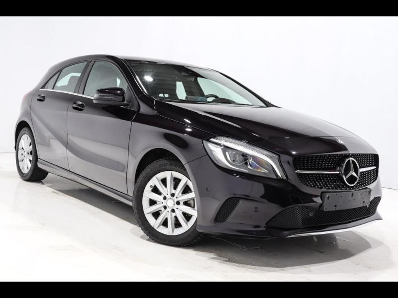 Mercedes-Benz Classe A 200 d sensation Diesel NOIR VIOLINE Occasion à vendre