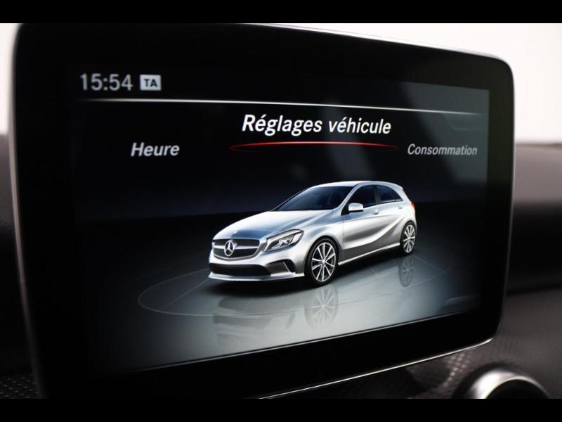 Photo 18 de l'offre de MERCEDES-BENZ Classe A 200 d sensation à 20990€ chez Autovia Véhicules Multimarques