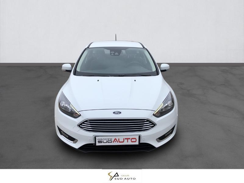 Photo 2 de l'offre de FORD Focus 1.0 EcoBoost 125ch Stop&Start Titanium à 13990€ chez Autovia Véhicules Multimarques