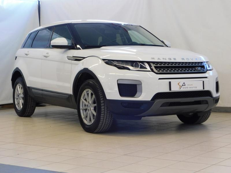 Land-Rover Evoque 2.0 eD4 150 Executive 4x2 Mark IV e-Capability Diesel BLANC Occasion à vendre
