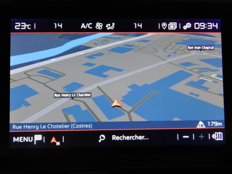 Photo 25 de l'offre de CITROEN C5 Aircross BlueHDi 130ch S&S Shine EAT8 à 33590€ chez Autovia Véhicules Multimarques