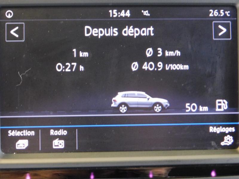 Photo 24 de l'offre de VOLKSWAGEN Tiguan 2.0 TDI 150ch BlueMotion Technology Confortline Business à 21990€ chez Autovia Véhicules Multimarques