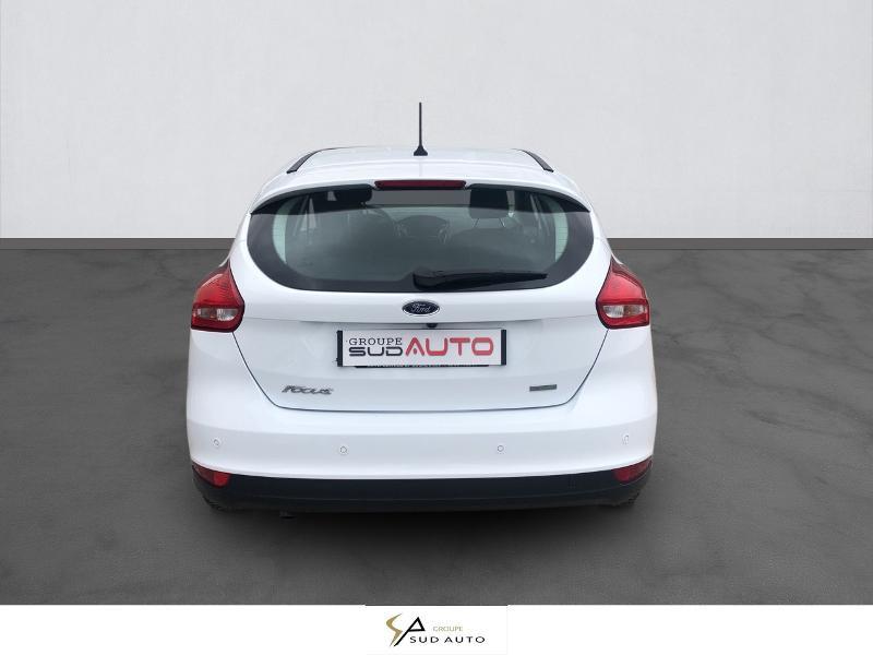 Photo 5 de l'offre de FORD Focus 1.0 EcoBoost 125ch Stop&Start Titanium à 13990€ chez Autovia Véhicules Multimarques