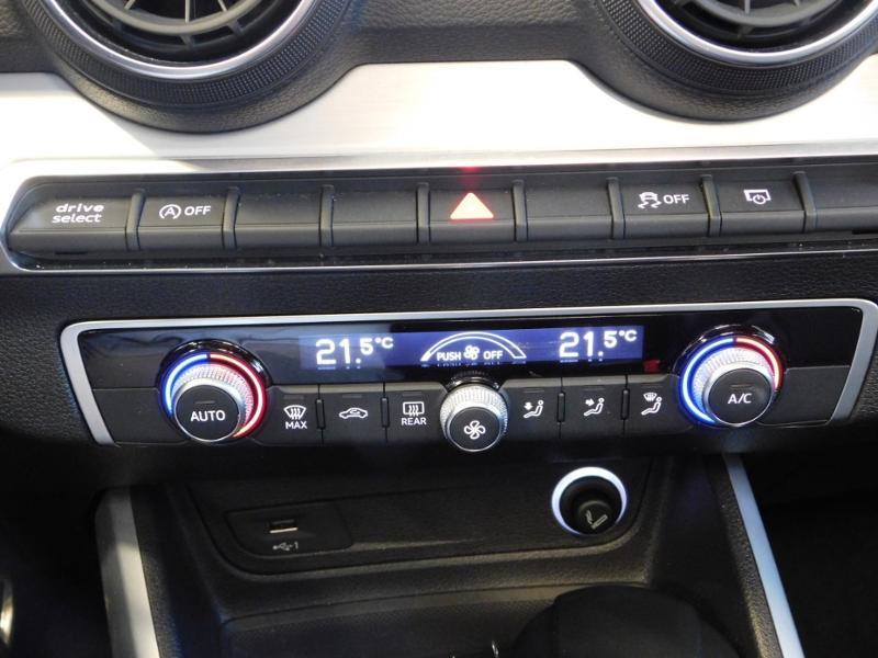 Photo 25 de l'offre de AUDI Q2 1.0 TFSI 116ch S line à 25900€ chez Autovia Véhicules Multimarques