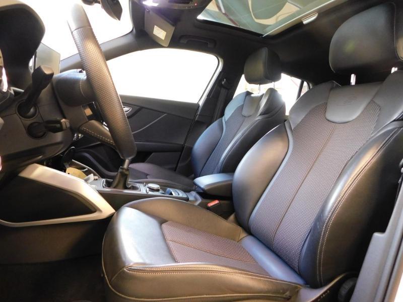 Photo 10 de l'offre de AUDI Q2 1.0 TFSI 116ch S line à 25900€ chez Autovia Véhicules Multimarques