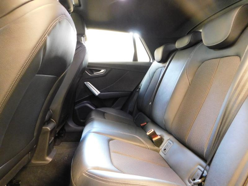 Photo 11 de l'offre de AUDI Q2 1.0 TFSI 116ch S line à 25900€ chez Autovia Véhicules Multimarques
