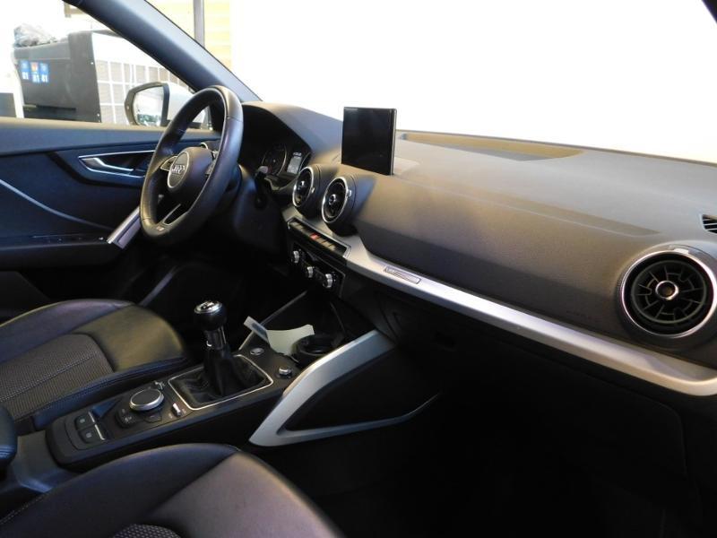 Photo 16 de l'offre de AUDI Q2 1.0 TFSI 116ch S line à 25900€ chez Autovia Véhicules Multimarques