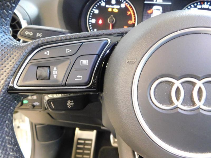 Photo 18 de l'offre de AUDI Q2 1.0 TFSI 116ch S line à 25900€ chez Autovia Véhicules Multimarques