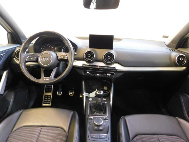 Photo 2 de l'offre de AUDI Q2 1.0 TFSI 116ch S line à 25900€ chez Autovia Véhicules Multimarques
