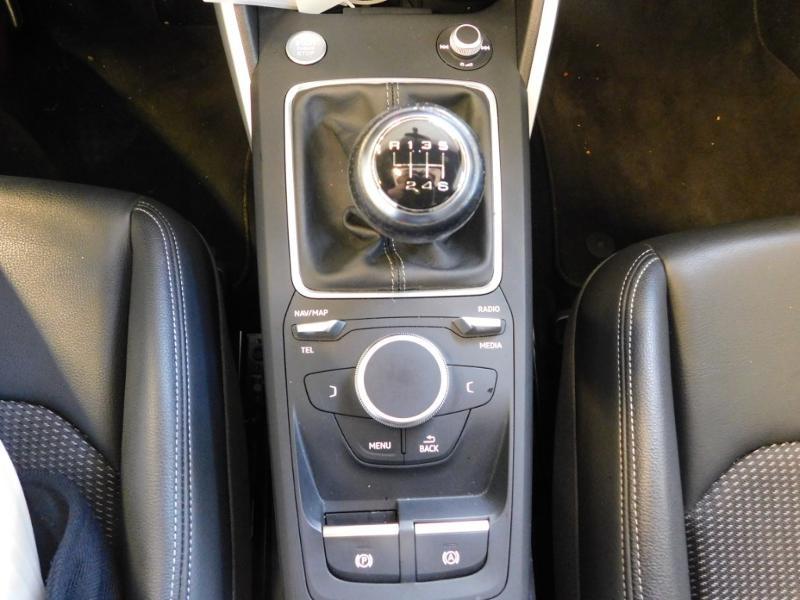 Photo 8 de l'offre de AUDI Q2 1.0 TFSI 116ch S line à 25900€ chez Autovia Véhicules Multimarques