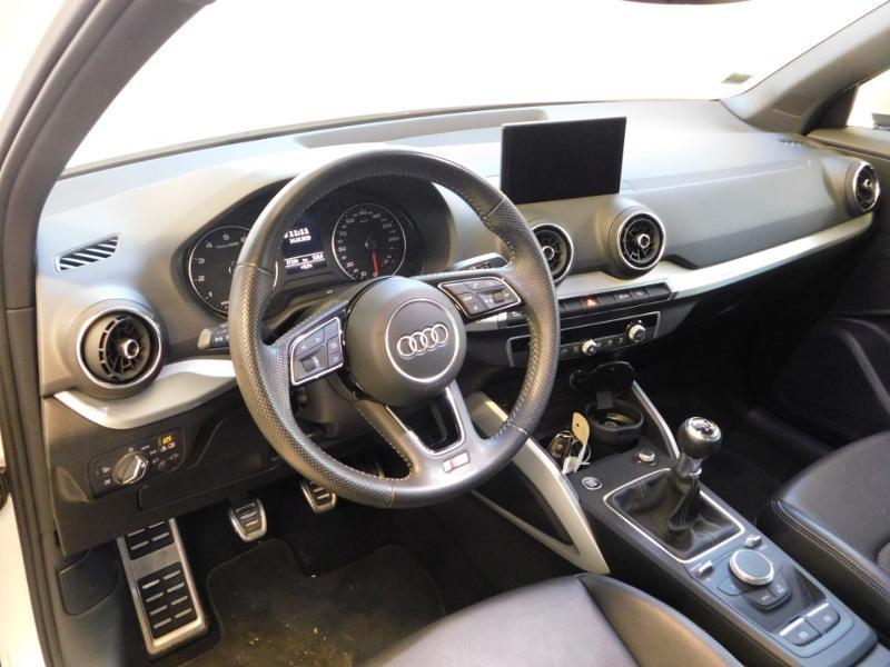 Photo 13 de l'offre de AUDI Q2 1.0 TFSI 116ch S line à 25900€ chez Autovia Véhicules Multimarques