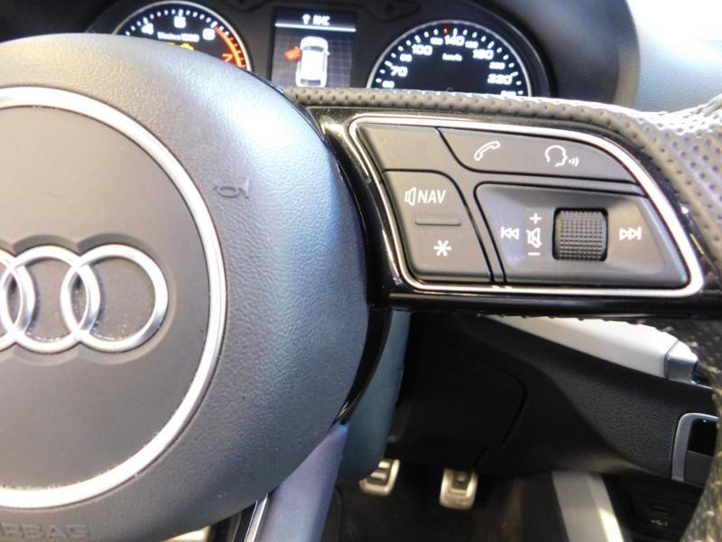 Photo 19 de l'offre de AUDI Q2 1.0 TFSI 116ch S line à 25900€ chez Autovia Véhicules Multimarques