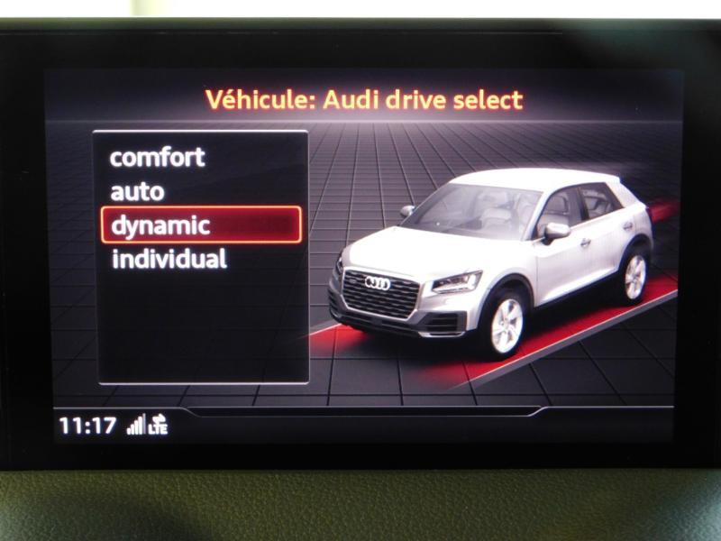 Photo 24 de l'offre de AUDI Q2 1.0 TFSI 116ch S line à 25900€ chez Autovia Véhicules Multimarques
