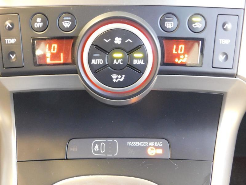 Photo 25 de l'offre de TOYOTA Verso 112 D-4D FAP Dynamic à 12990€ chez Autovia Véhicules Multimarques