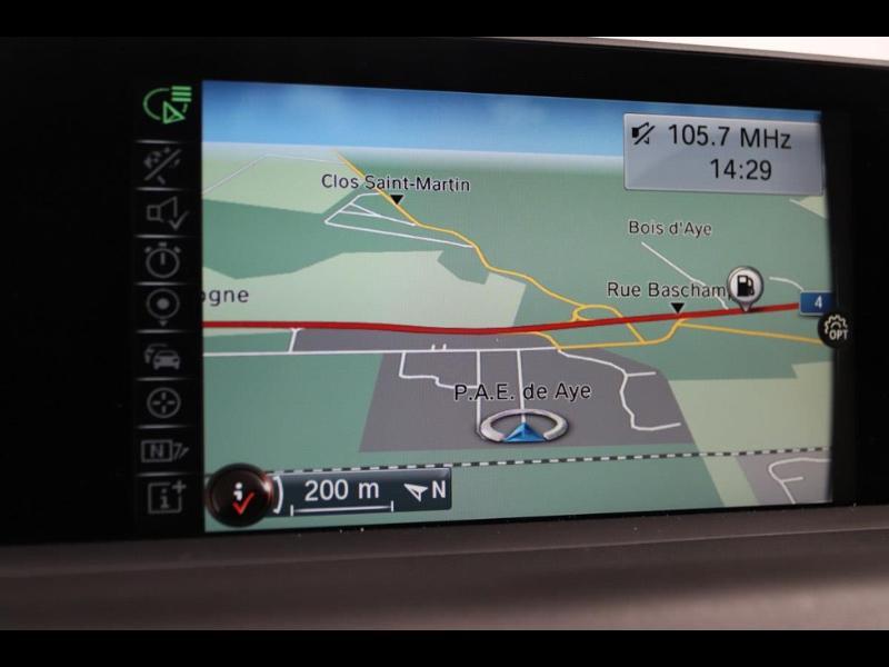 Photo 10 de l'offre de BMW Serie 1 120dA 190ch bva Lounge 5p à 24990€ chez Autovia Véhicules Multimarques