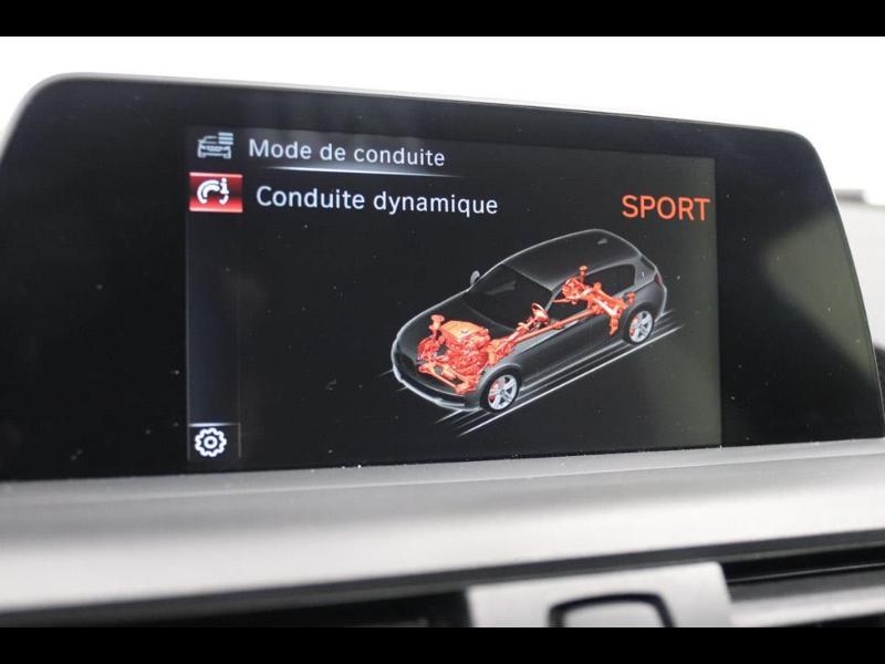Photo 22 de l'offre de BMW Serie 1 120dA 190ch bva Lounge 5p à 24990€ chez Autovia Véhicules Multimarques