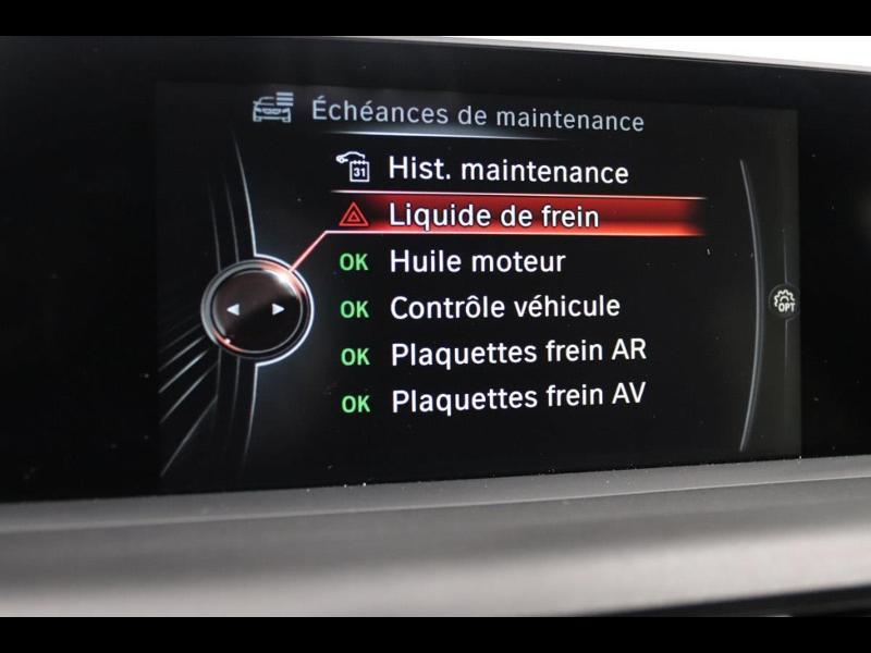 Photo 25 de l'offre de BMW Serie 1 120dA 190ch bva Lounge 5p à 24990€ chez Autovia Véhicules Multimarques