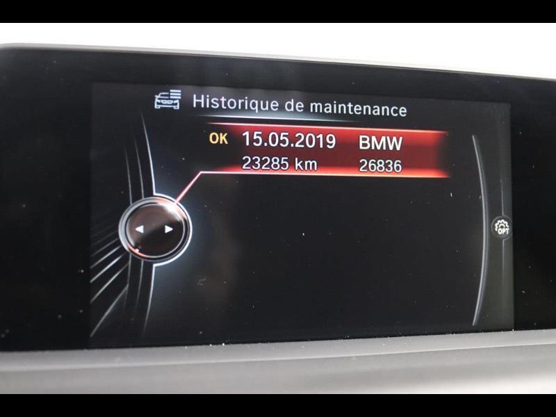 Photo 30 de l'offre de BMW Serie 1 120dA 190ch bva Lounge 5p à 24990€ chez Autovia Véhicules Multimarques