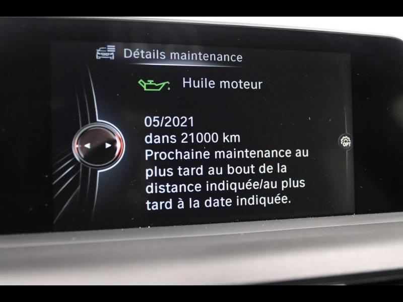 Photo 26 de l'offre de BMW Serie 1 120dA 190ch bva Lounge 5p à 24990€ chez Autovia Véhicules Multimarques