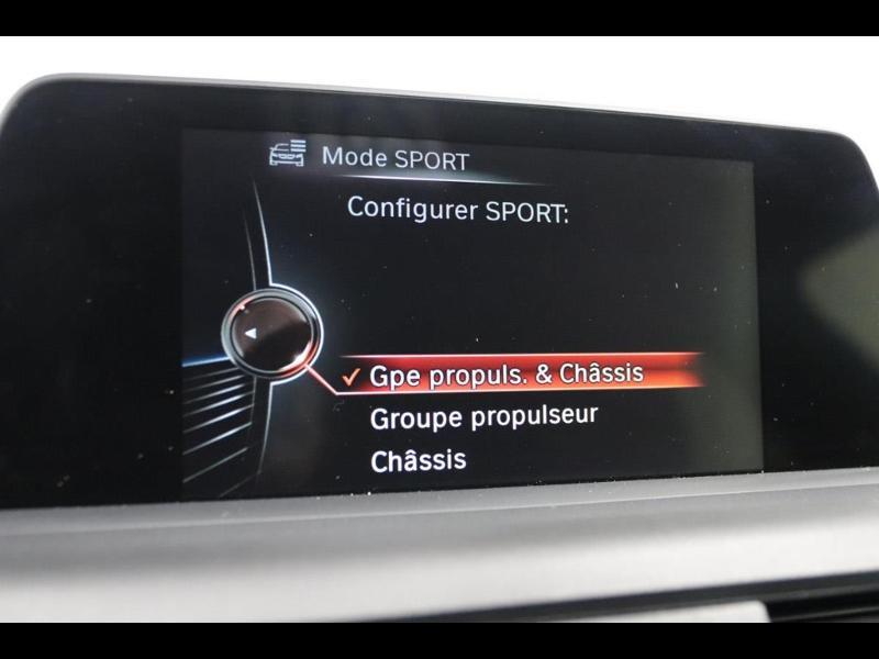 Photo 23 de l'offre de BMW Serie 1 120dA 190ch bva Lounge 5p à 24990€ chez Autovia Véhicules Multimarques