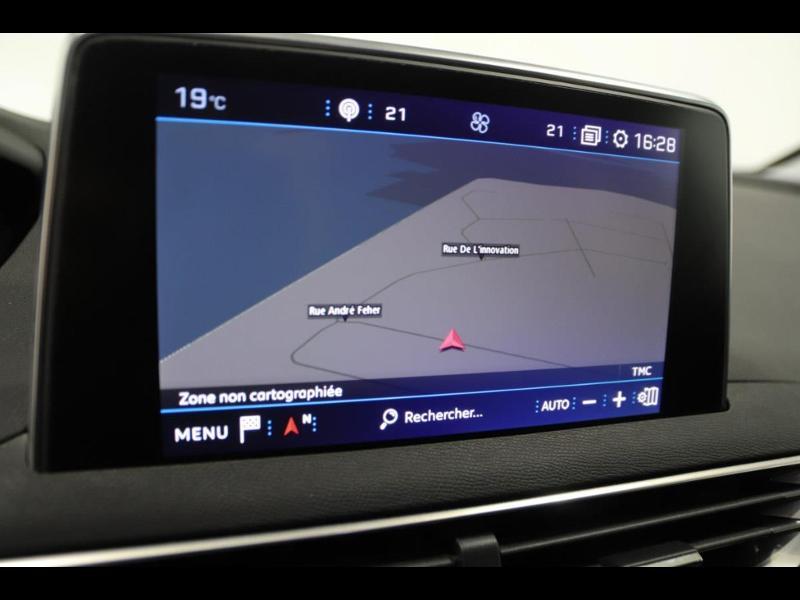 Photo 16 de l'offre de PEUGEOT 3008 1.6 HDi115 FAP Allure à 27690€ chez Autovia Véhicules Multimarques