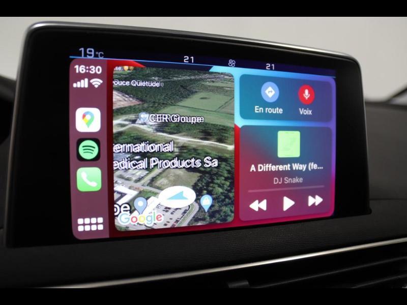 Photo 21 de l'offre de PEUGEOT 3008 1.6 HDi115 FAP Allure à 27690€ chez Autovia Véhicules Multimarques