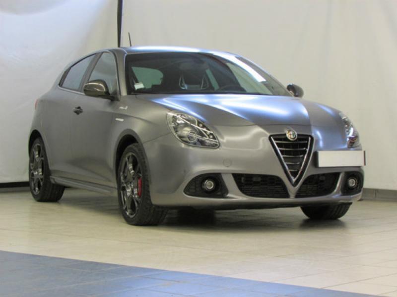 Alfa Romeo Giulietta 1.4 TB MultiAir 170ch Sprint Stop&Start TCT Essence gris Occasion à vendre