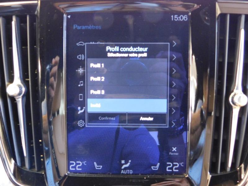 Photo 28 de l'offre de VOLVO V90 D4 190ch Inscription Geartronic à 31990€ chez Autovia Véhicules Multimarques