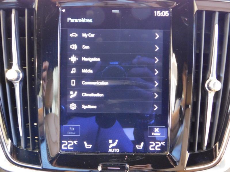 Photo 24 de l'offre de VOLVO V90 D4 190ch Inscription Geartronic à 31990€ chez Autovia Véhicules Multimarques