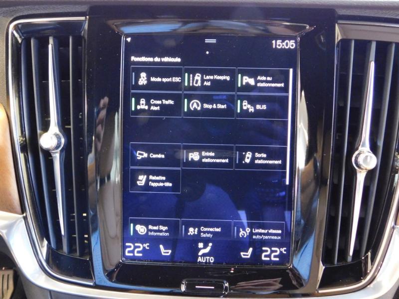 Photo 23 de l'offre de VOLVO V90 D4 190ch Inscription Geartronic à 31990€ chez Autovia Véhicules Multimarques