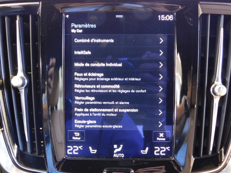 Photo 26 de l'offre de VOLVO V90 D4 190ch Inscription Geartronic à 31990€ chez Autovia Véhicules Multimarques