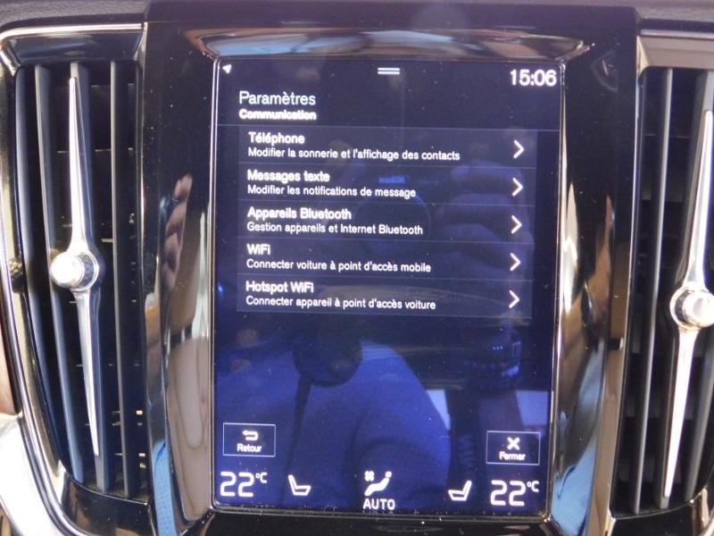 Photo 25 de l'offre de VOLVO V90 D4 190ch Inscription Geartronic à 31990€ chez Autovia Véhicules Multimarques