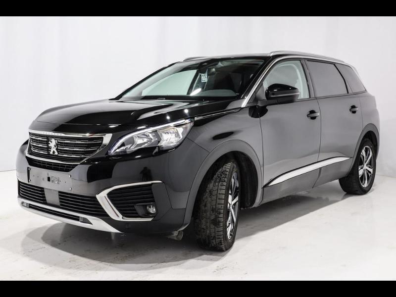Peugeot 5008 1.6 HDi115 FAP Allure 7pl Diesel NOIR METAL Occasion à vendre