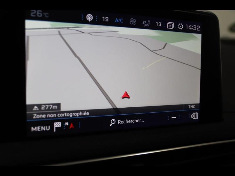 Photo 22 de l'offre de PEUGEOT 5008 1.6 HDi115 FAP Allure 7pl à 29990€ chez Autovia Véhicules Multimarques