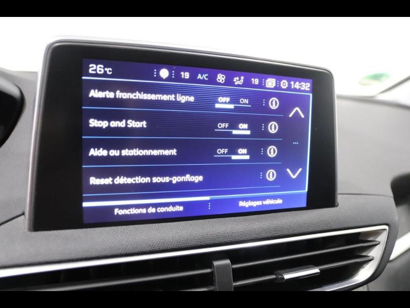 Photo 21 de l'offre de PEUGEOT 5008 1.6 HDi115 FAP Allure 7pl à 29990€ chez Autovia Véhicules Multimarques