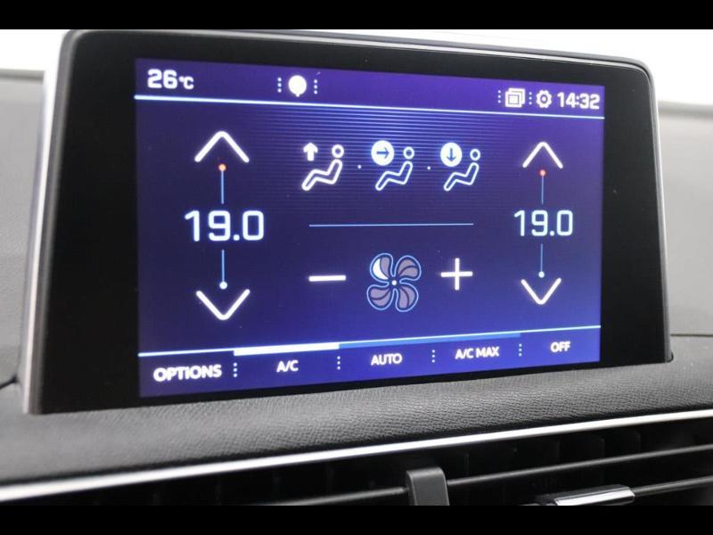 Photo 20 de l'offre de PEUGEOT 5008 1.6 HDi115 FAP Allure 7pl à 29990€ chez Autovia Véhicules Multimarques