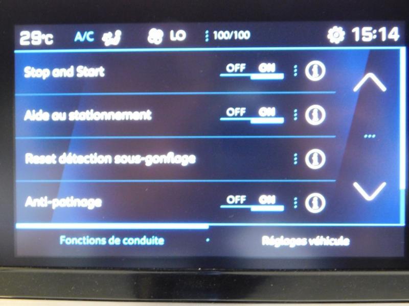 Photo 22 de l'offre de PEUGEOT 208 1.2 PureTech 75ch S&S Active à 17690€ chez Autovia Véhicules Multimarques