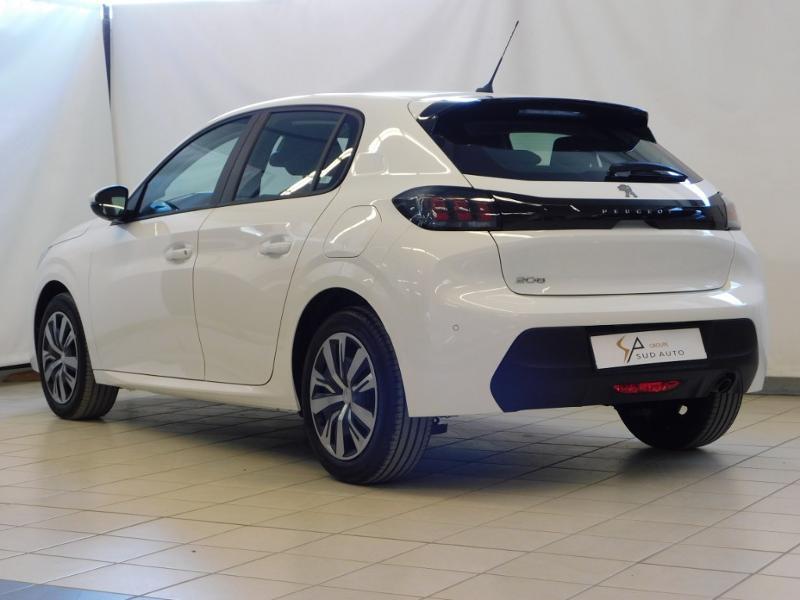 Photo 6 de l'offre de PEUGEOT 208 1.2 PureTech 75ch S&S Active à 17690€ chez Autovia Véhicules Multimarques