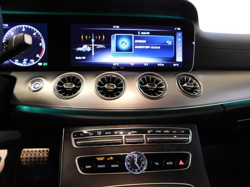 Photo 18 de l'offre de MERCEDES-BENZ Classe E Coupe 220 d 194ch Sportline 9G-Tronic Euro6d-T à 45900€ chez Autovia Véhicules Multimarques