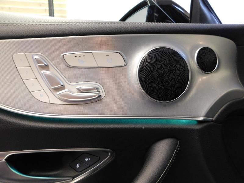 Photo 12 de l'offre de MERCEDES-BENZ Classe E Coupe 220 d 194ch Sportline 9G-Tronic Euro6d-T à 45900€ chez Autovia Véhicules Multimarques