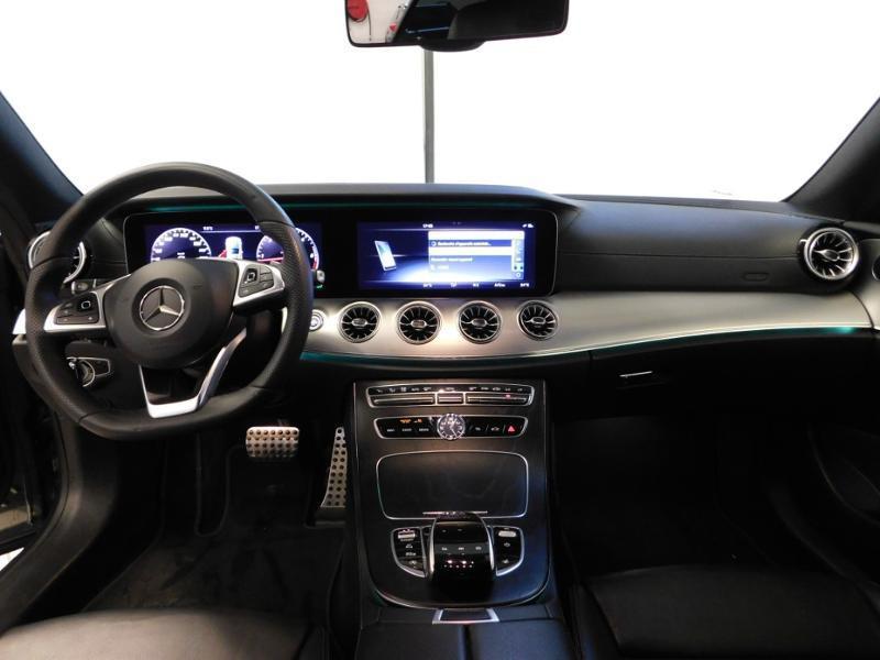 Photo 2 de l'offre de MERCEDES-BENZ Classe E Coupe 220 d 194ch Sportline 9G-Tronic Euro6d-T à 45900€ chez Autovia Véhicules Multimarques
