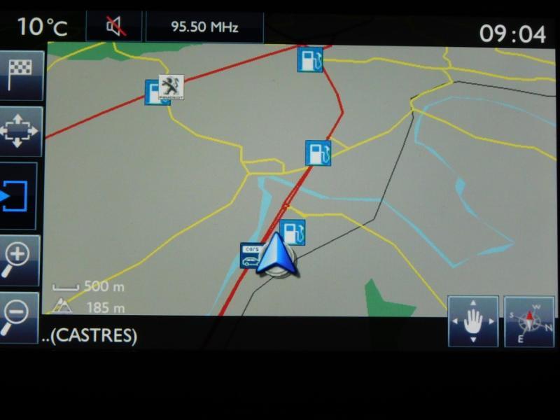 Photo 9 de l'offre de PEUGEOT 2008 1.6 BlueHDi 100ch Crossway à 11490€ chez Autovia Véhicules Multimarques