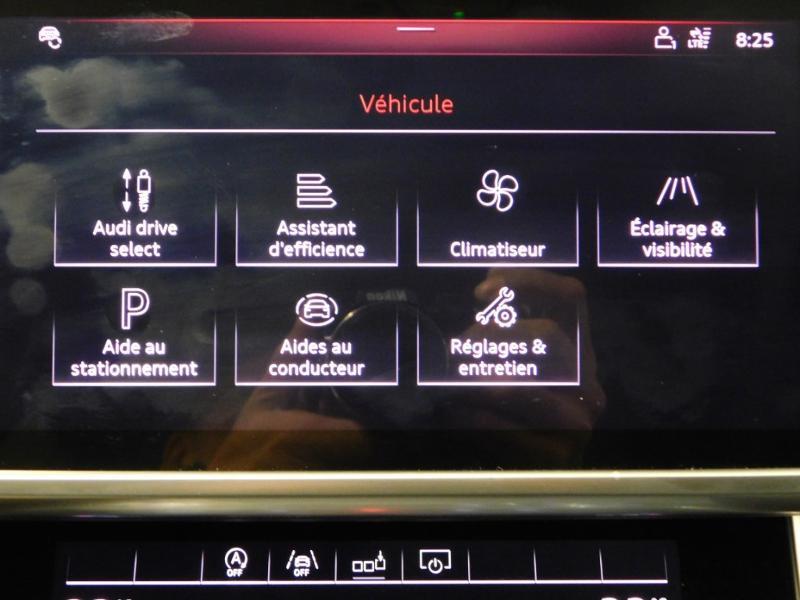 Photo 29 de l'offre de AUDI A6 Avant 40 TDI 204ch S line S tronic 7 126g à 47900€ chez Autovia Véhicules Multimarques
