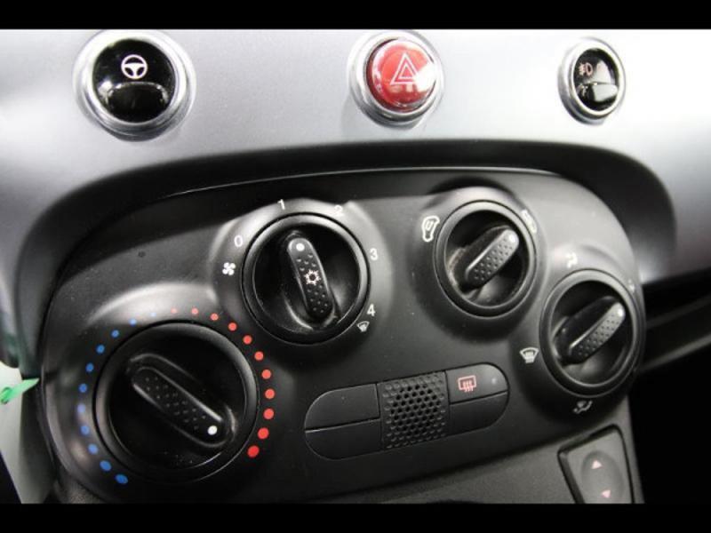 Photo 7 de l'offre de FIAT 500 1.2 8v 69ch S à 9490€ chez Autovia Véhicules Multimarques
