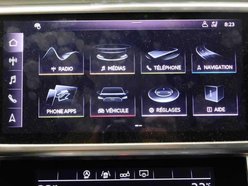 Photo 22 de l'offre de AUDI A6 Avant 40 TDI 204ch S line S tronic 7 126g à 47900€ chez Autovia Véhicules Multimarques