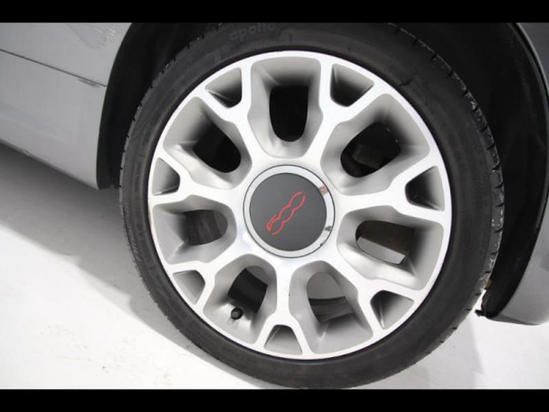 Photo 5 de l'offre de FIAT 500 1.2 8v 69ch S à 9490€ chez Autovia Véhicules Multimarques