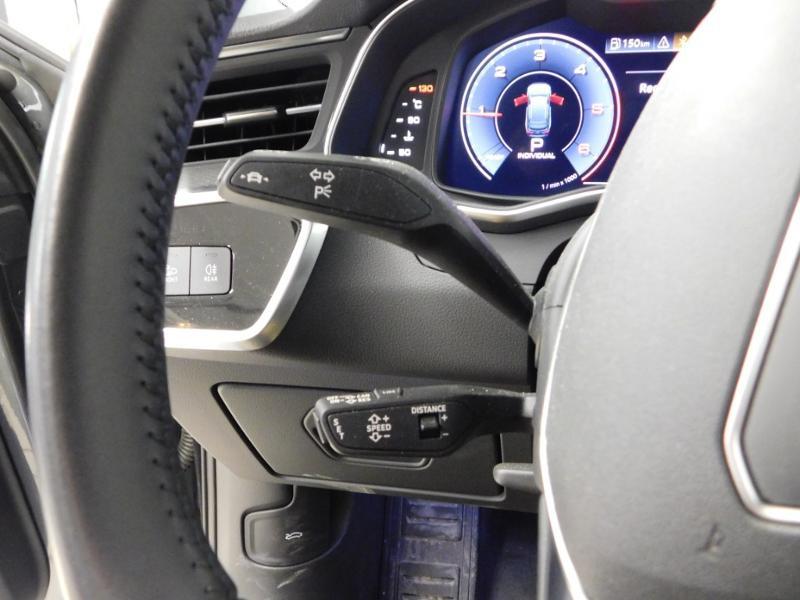 Photo 17 de l'offre de AUDI A6 Avant 40 TDI 204ch S line S tronic 7 126g à 47900€ chez Autovia Véhicules Multimarques