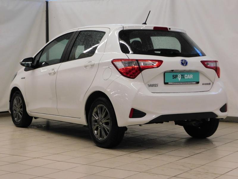 Photo 6 de l'offre de TOYOTA Yaris 1.5 Hybrid Feel à 16590€ chez Autovia Véhicules Multimarques